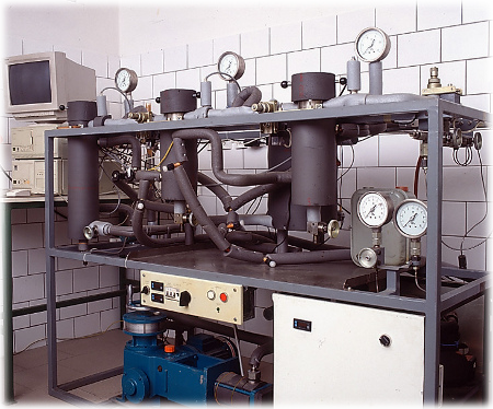 supercritical extraction plant - small unit